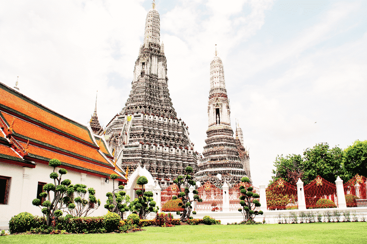 #4 Days Bangkok Kanchanaburi Ayutthaya Bangkok