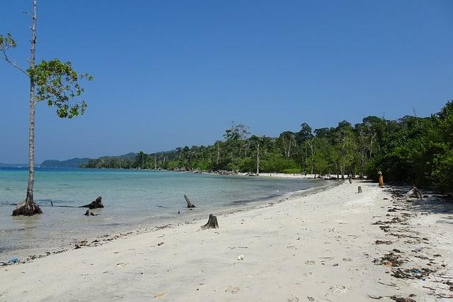 Andaman island in India