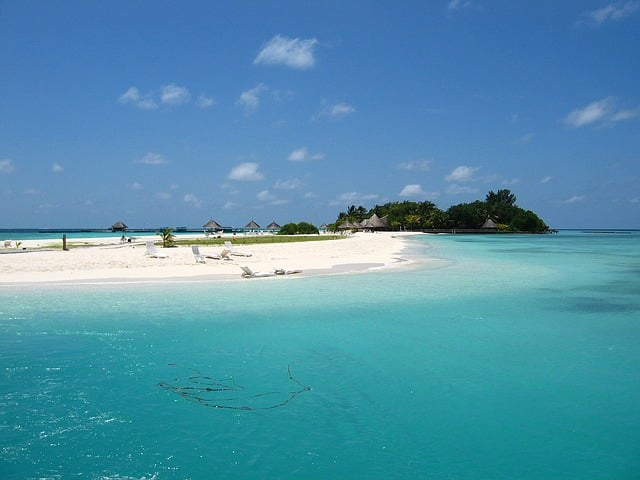 Malé Beach, one of the best summer destinations in Asia