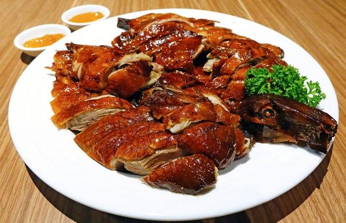 Peking Duck of China