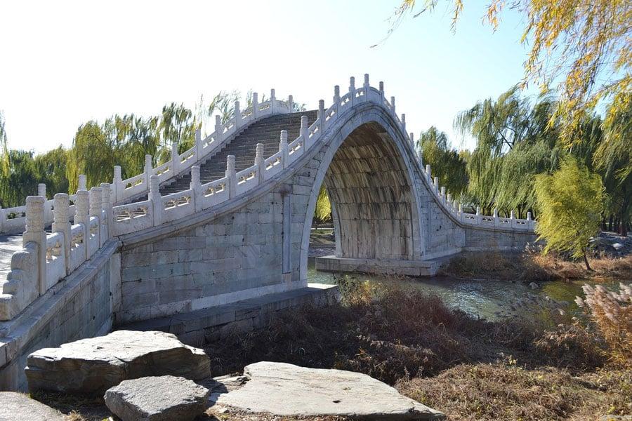 Summer Palace Bridge