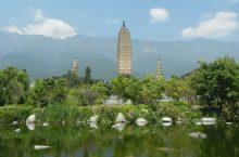 Three Pagodas of Chongsheng Temple