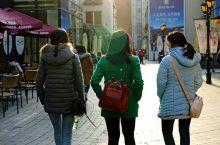 Wangfujing Street in Beijing